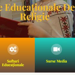 Proiectul Platformei Resurse Educaționale Deschise – Pentru religie